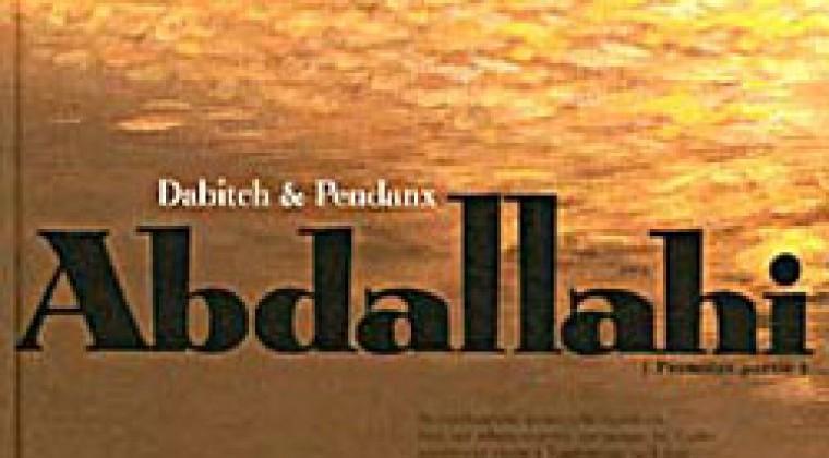Jean-Denis Pendanx pour Abdallahi, bande dessinée inspirée par René Caillié