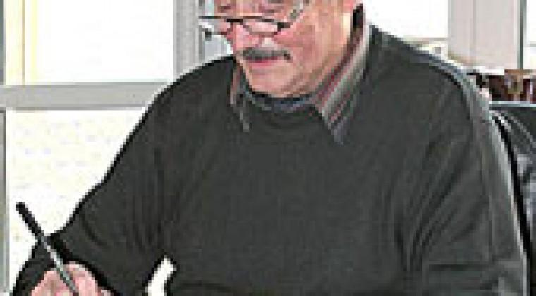 Réception de Pierre Dumousseau