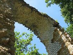 Jean-Louis Hillairet pour l'étude archéologique de l'aqueduc gallo-romain de Saintes