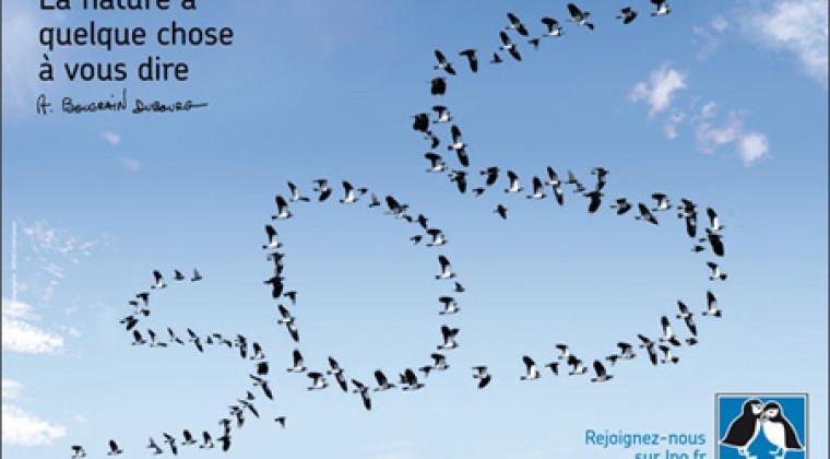 La ligue pour la protection des Oiseaux pour son centième anniversaire