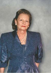 Mme Macdonald Stewart pour l'œuvre de la fondation Macdonald Stewart