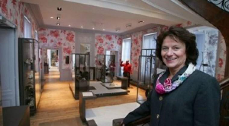 Michèle Dunand pour son activité au Muséum de La Rochelle