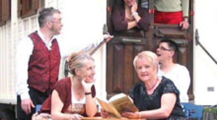 Les Amuse-gueule pour leur travail sur le conte et la tradition orale
