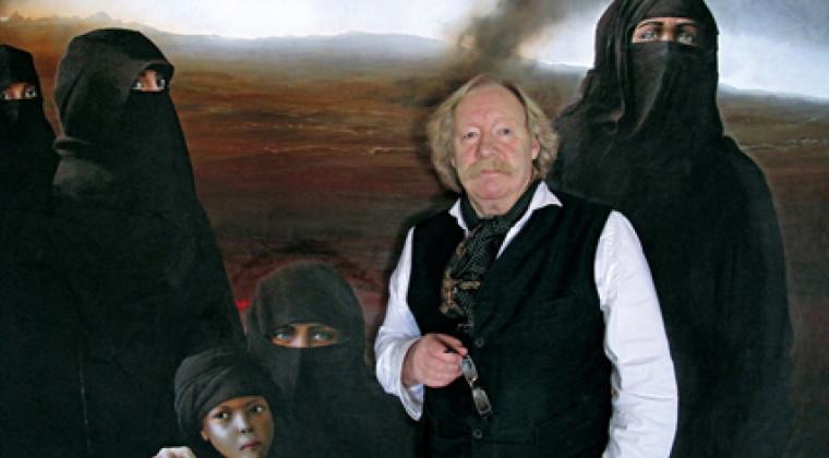 Jean-Michel Bénier pour l'exposition et le livre L'Arte contro la morte
