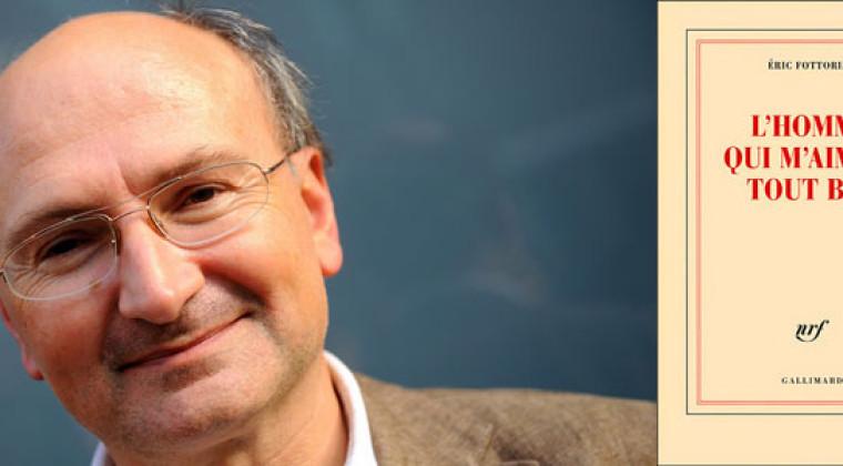 Eric Fottorino pour L'homme qui m 'aimait tout bas (Gallimard) et l'ensemble de son œuvre