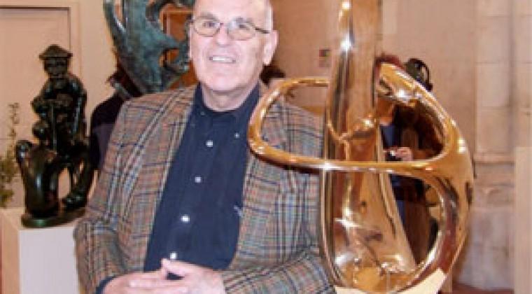 Georges Charpentier pour ses sculptures