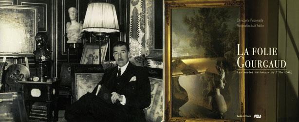 Christophe Pincemaille pour La folie Gourgaud ed. Réunion des musées nationaux/Geste