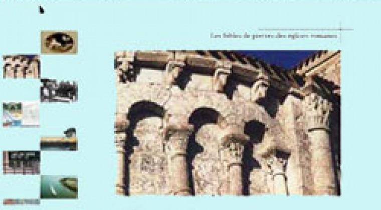 Service Culture de la Communauté Agglomération Pays Royannais pour la réalisation du site Internet sur le musée virtuel du patrimoine royannais : http://www.pays-royannais-patrimoine.com/