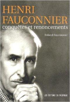 Roland Fauconnier pour «Henri  Fauconnier conquêtes et renoncement»