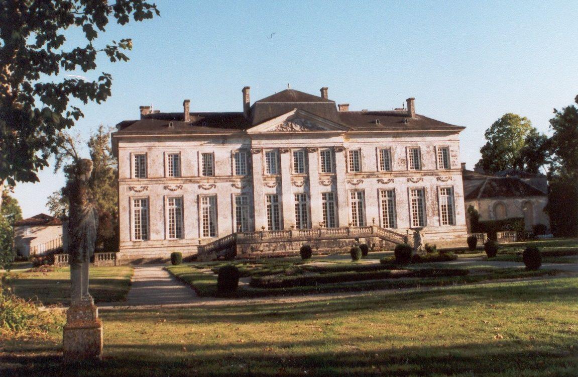 Didier de Montbron pour la restauration et l'animation du Château de Buzay