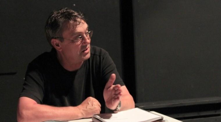 Jean-Pierre Chalot pour son action au Théâtre du petit Marseille