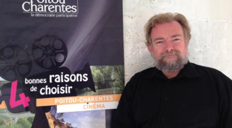 Pascal Perennes, pour son action au sein de Poitou-Charentes Cinéma