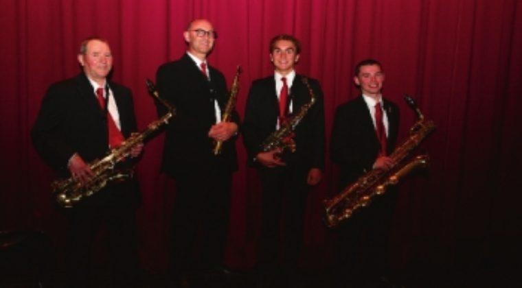 Le quatuor Bocalise