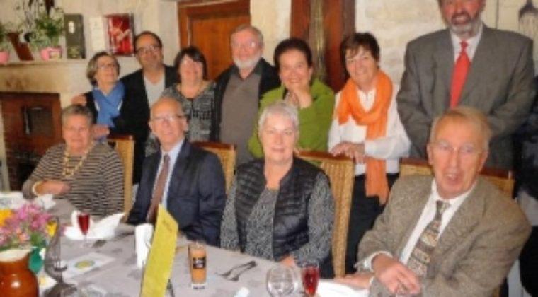 L'association « L'Écriture prend le large », pour l'organisation du Salon du livre de Thénac