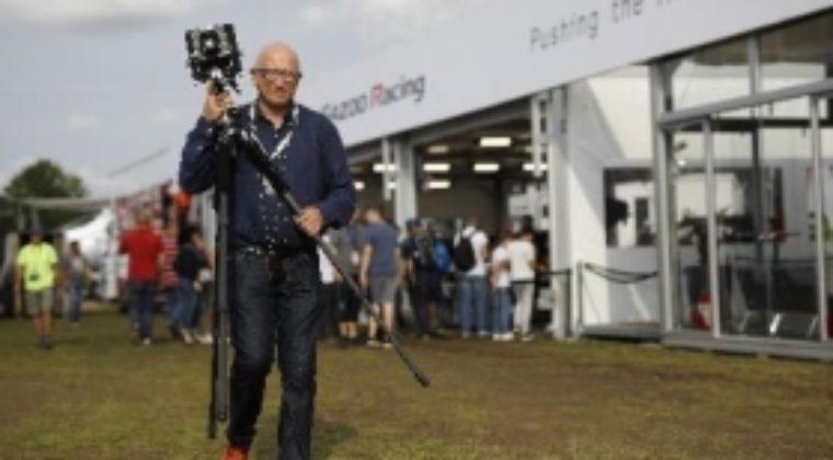 François Baudin, photographe des rallyes automobiles