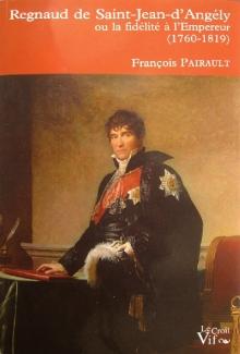 François Pairault pour « Regnaud de Saint-Jean-d'Angely »