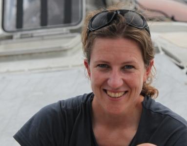Chloé Henry-Biabaud et Sibylle d'Orgeval, pour le film « Vents contraires, une histoire de la pêche française »