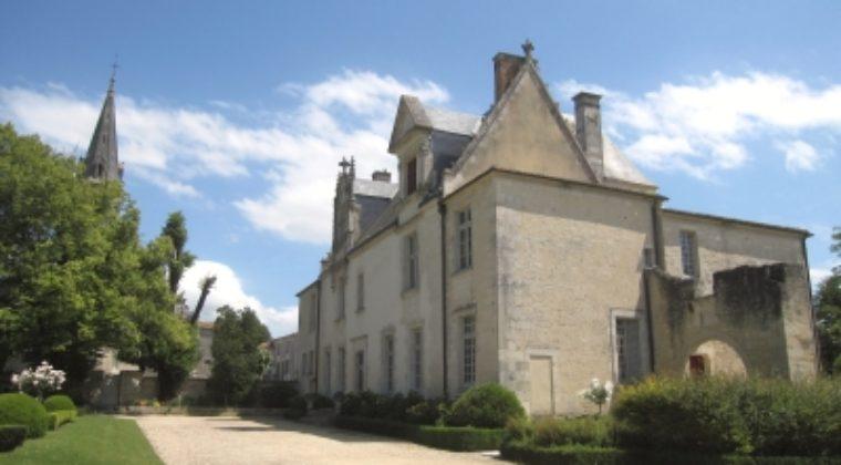 Christian Thomas, pour le parc du château de Beaulon à Saint-Dizant-du-Gua