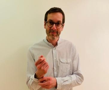 Matthieu Garrigou-Lagrange, pour son émission « La compagnie des auteurs » sur France Culture