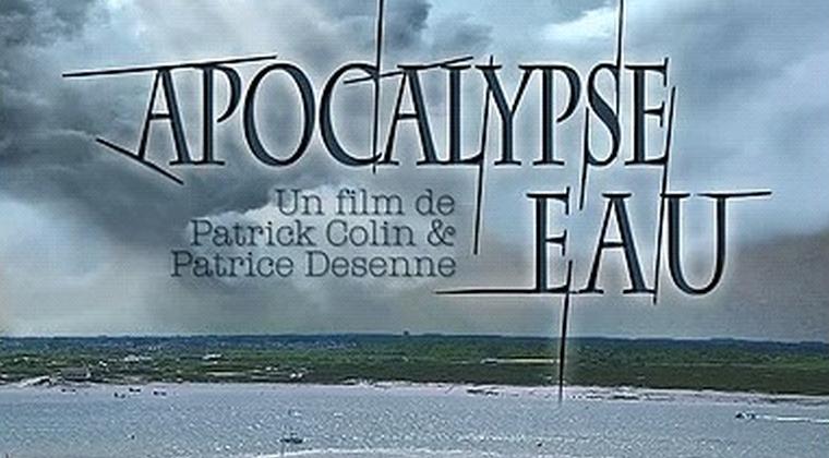Patrick Colin et Patrice Desenne, pour leur film « Apocalypse eau »