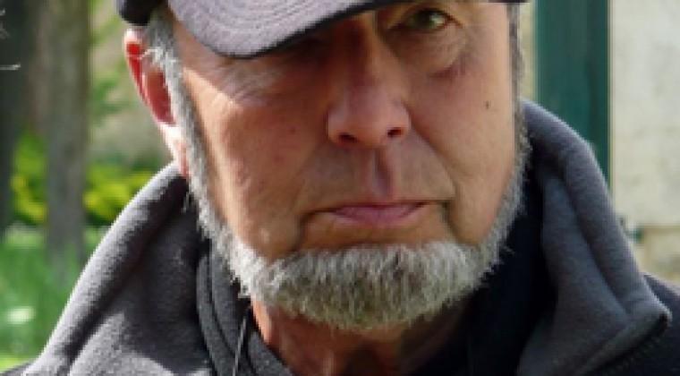 André Arvis pour association la Palette angérienne