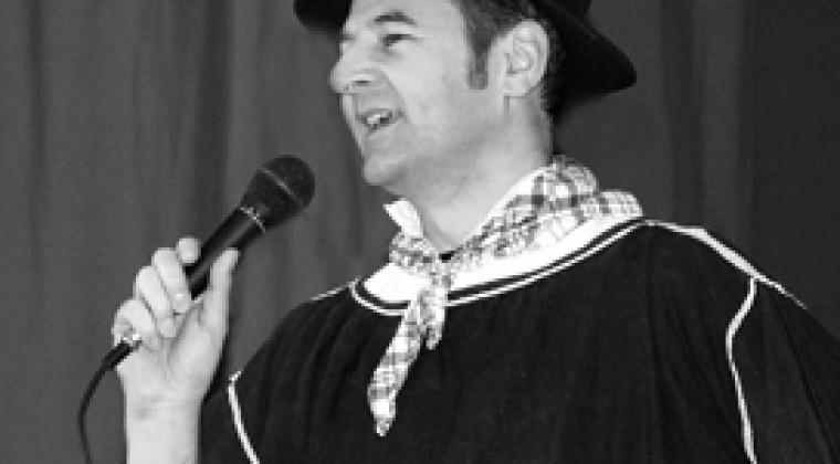 Dominique Porcheron pour patoisant chanteur, Le Fi a Feurnand
