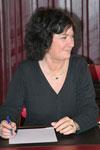 Réception de Violaine Massenet