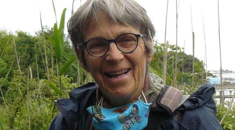 Anne Richard : Botaniste – écrivain – créatrice de l'association «Afleurdemarée»